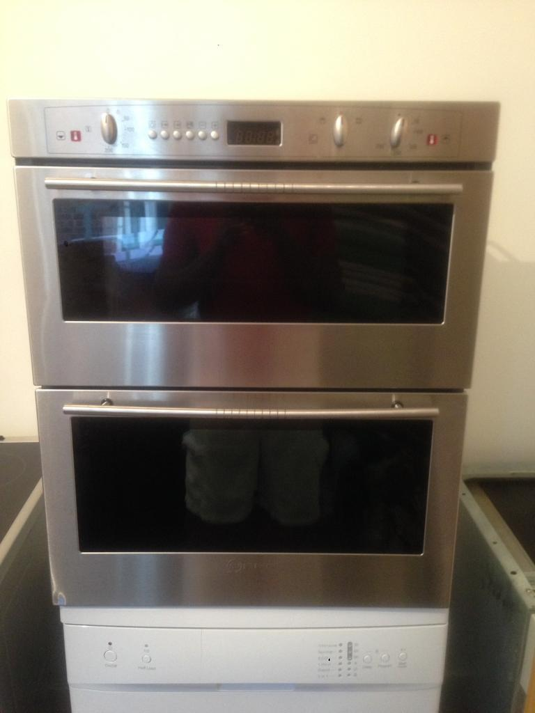 Neff Electric Double Oven Stainless Steel In Mansfield Collection Ovens Single Lamona Conventional