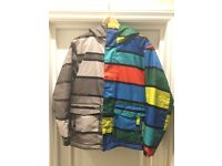 QuikSilver Ski Jacket and Salopettes