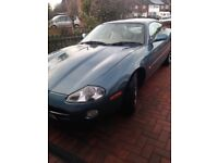 2001 Jaguar XK8 Full service history 11months MOT