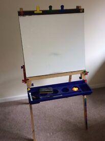Child's Blackboard/Whiteboard