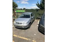 Vw polo 1.4 automatic 2001 bargain!