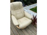 Stressless Ekornes Recliner Chair £45