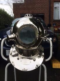 Scuba Morse's US Navy Divers Diving Helmet
