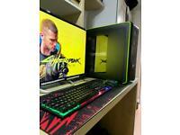 Gaming Pc intel 7TH Gen/ Nvidia GTX 1060/ 16GB DDR4 G Skill/ 1TB HDD CoolerMaster