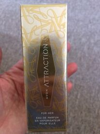 Avon Attraction for her EDP 30ml