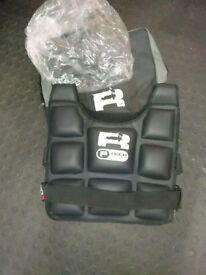 RDX weight training vest
