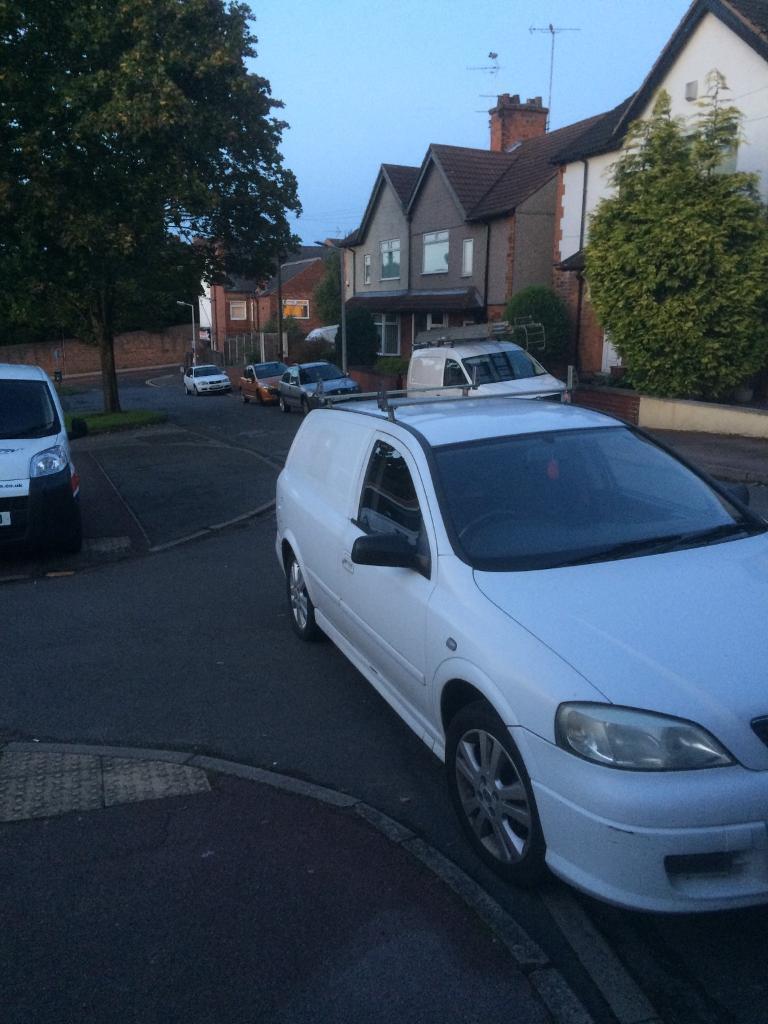 Vauxhall Astra van LOW mileage