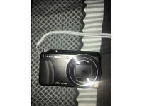 Panasonic Lumix compact digital camera (Black)