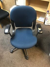 2 x office chairs