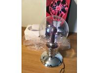 Static electricity lighting bulb great gift/toy!