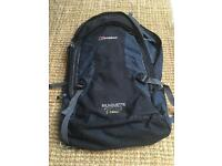 Rucksack berghaus silhouette 55l great quality