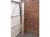 Softwood door lining set