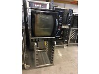 Blue Seal Turbofan G32D4 Digital Gas Convection Oven