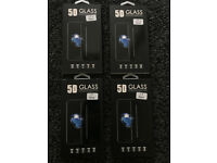 5D Tempered Glass for iPhone X, 8/7, 8Plus/7Plus Fully Covered