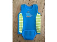 Boys Baby Wetsuit Age 12-24 mths