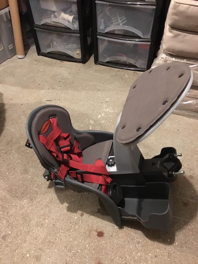 Weeride Childs Bike seat / carrier