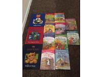 13 used children's books