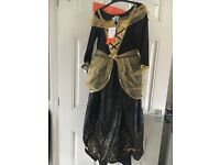 Girls witch dress up costume.New .9/10yrs.*world book day*