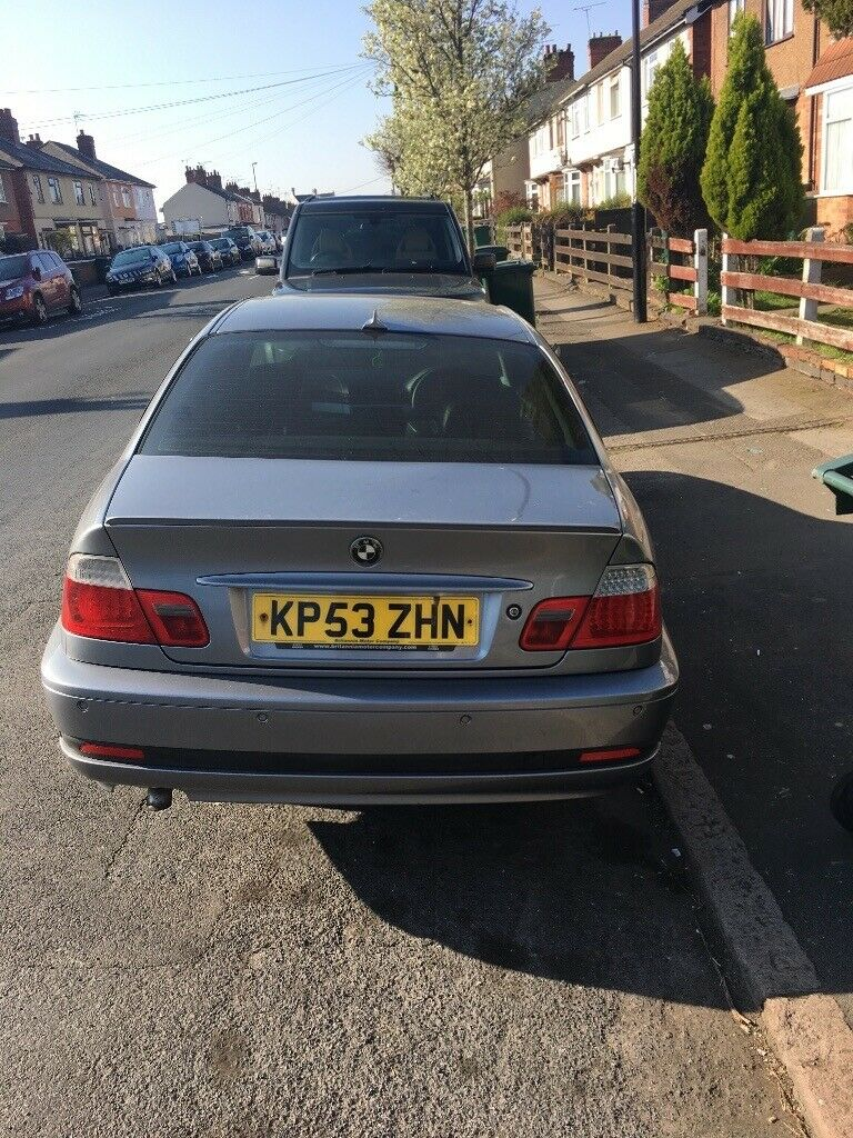 Sell BMW 320cd car drive good she don't have any problem 07741811853   in  Coventry, West Midlands   Gumtree