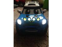 Go Mini Remote Controlled Wolf Car