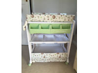 Changing Table with Bath £30