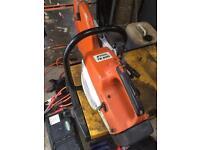 Stihl TS400 stone cutting saw (petrol)