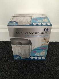 Baby bottle steriliser *NEVER USED*
