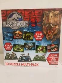 Jurassic World Jigsaw Puzzles