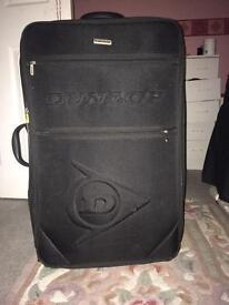 Black suitcas