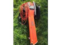 Flymo garden vac leaf blower / vacuum