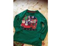 Kids Next Xmas long sleeve top