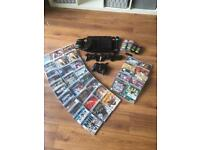 PS3 500 GB Bundle, 36 games, 3 controllers, SingStar Mic, Buzz and Turtle Beach Headset