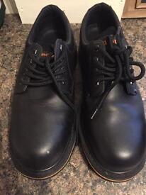 TROJAN steelstoe cap shoes