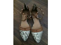 Aldo Brand Womens Flats / Shoes - Used (good condition) Size 5 UK