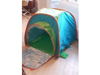 Early Learning Centre pop up sun protection tent
