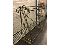 Decorative Shop Display - Clothes Rail, Great Condition