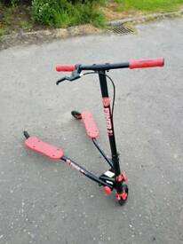 Yvolution Flicker Scooter 6 yrs to 9yrs approx. Updated new price. Currently retailing at 79.99