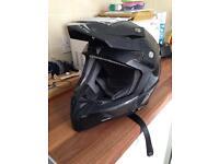Stealth helmet CORBON FIBER