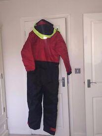 40-44 inch unused Flotation suit