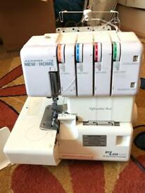 Janome 343D Overlock Sewing Machine