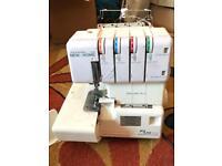 Janome 343D Overlock Sewing Machine