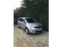 Nissan Note 1.5 Dci Ntec Pure Drive (low tax - 30 pounds)