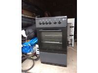 Electric oven / cooker and hob - freestanding