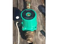 Wilo Gold 50 central heating pump