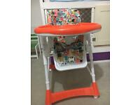 Kiddicare high chair