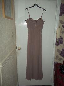 Beautiful evening/prom dress
