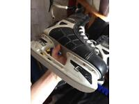 Ccm 92 hockey skates open to offers
