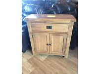 Ex-display**2 door 1 drawer sideboard ONLY £199
