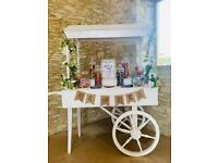Candy Cart + Sweets & Post Box Hire- £129