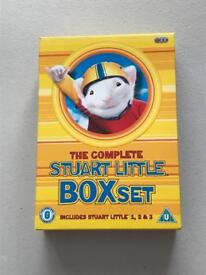 Stuart Little DVD Box Set £3